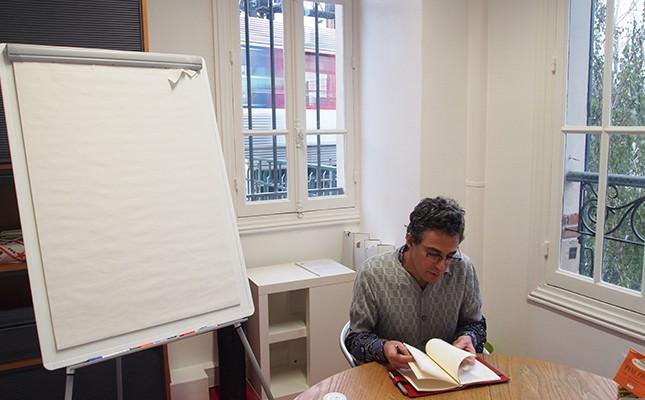 """Alexandre Meyer – Intencity """"Grandir ensemble dans un environnement de travail confortable et souple."""""""